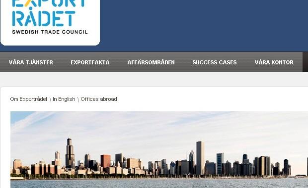 Шведский экспортный совет