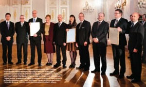 Финляндия - лауреаты Финпро 2012