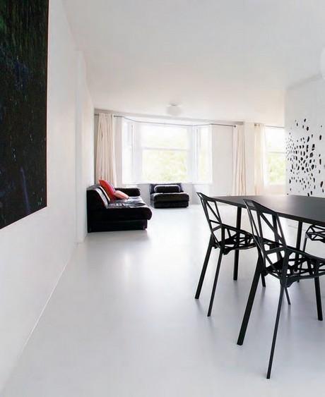 Дизайнерская квартира в Амстердаме