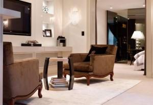 Дизайнерская квартира в центре Лондона