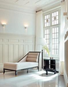 Комната для гостей дома на Даун-стрит
