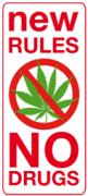Запрет на продажу марихуаны в Голландии