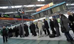 Забастовка в аэропортах Кельна