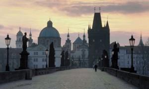 Столица Чехии - Карлов Моск