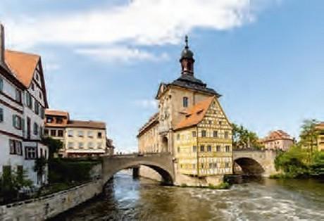 Удивительный город Бамберг