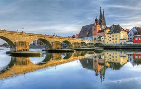 Мост через Дунай
