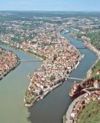 Слияние Дуная