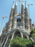 Храм в Барселоне