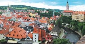 Чешский Крумлов - достопримечательности