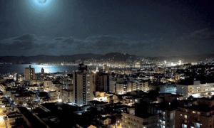 Ночной Лиссабон