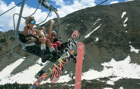 Мотобайк или горные лыжи - выбирать вам