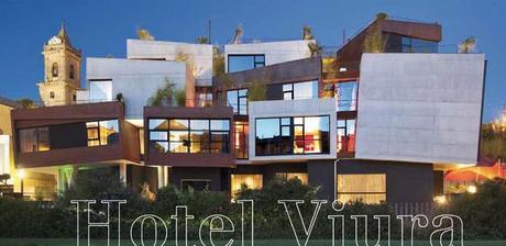 Испанский отель «Viura»