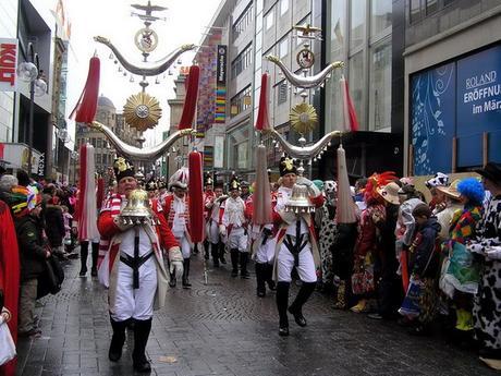 Карнавал по-немецки